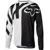 Fox Demo Preme Long Sleeve Jersey Men white/black
